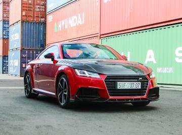Audi TT với gói độ ABT Sportsline trị giá 500 triệu đồng
