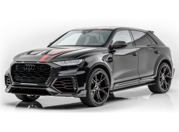 Bản độ Audi RS Q8 có sức kéo 1.000 Nm