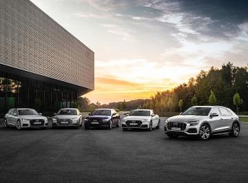 Bảng giá xe 2021 mới nhất của Audi Đà Nẵng