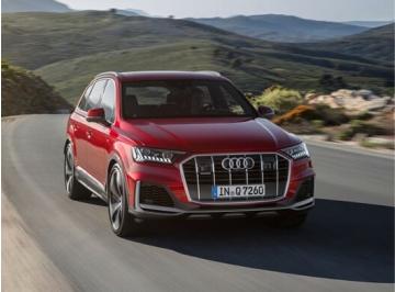 Đánh giá chi tiết xe Audi Q7 sang trọng tại Đà Nẵng