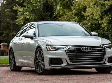Đánh giá mẫu xe Audi A6 mới 2021 tại Đà Nẵng