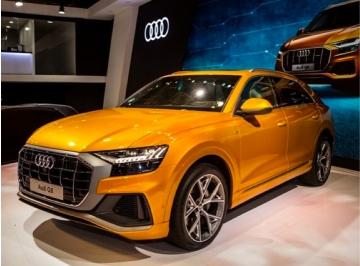 Đánh giá xe Audi Q8 chính hãng mới nhất tại Đà Nẵng