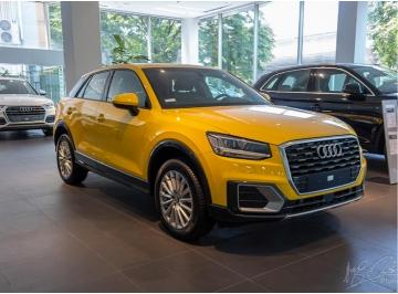 Giá xe Audi Q2 mới nhất tháng 5/2021 tại Đà Nẵng