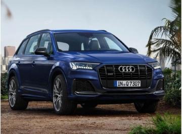 Giá xe Audi Q7 tháng 5 năm 2021 mới nhất tại Đà Nẵng