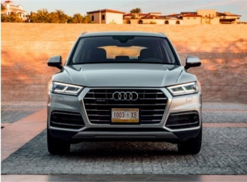 Phong cách thể thao hơn Audi Q5 và gói thể thao S line
