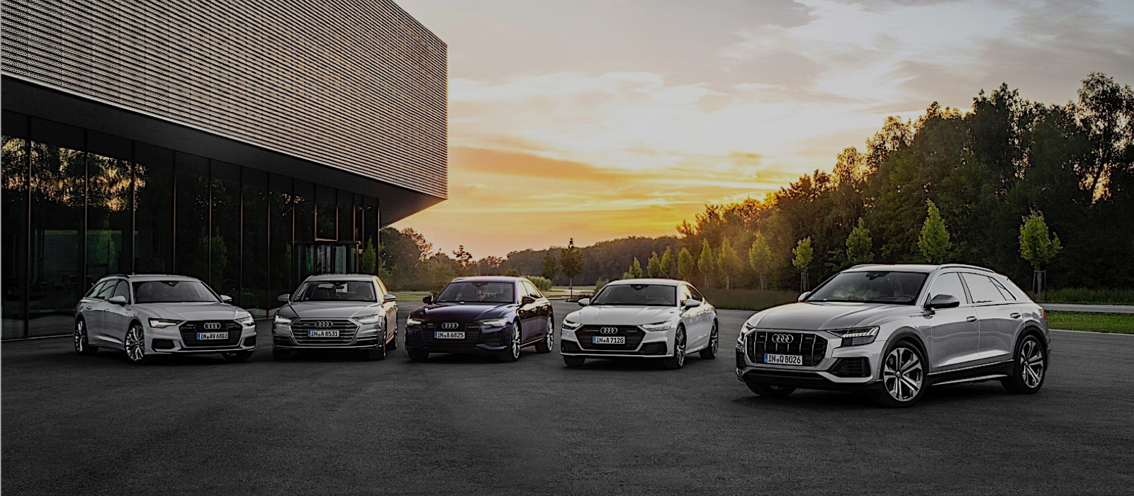 Bảng giá 2021 và các dòng xe mới nhất của Đại Lý Audi Đà Nẵng