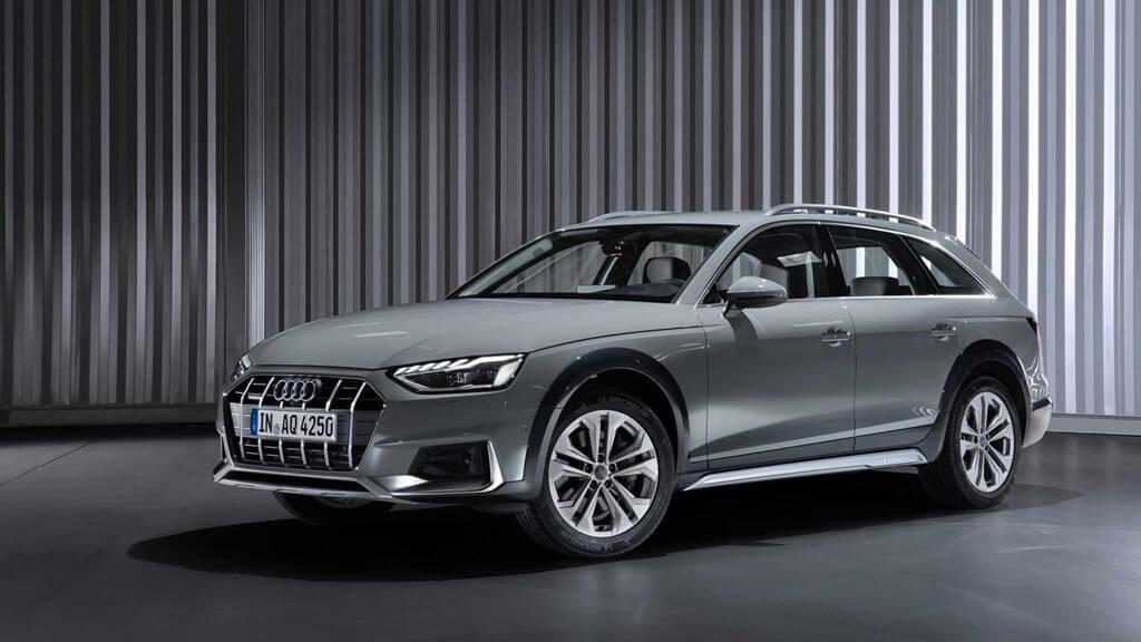 An toàn của xe Audi A4