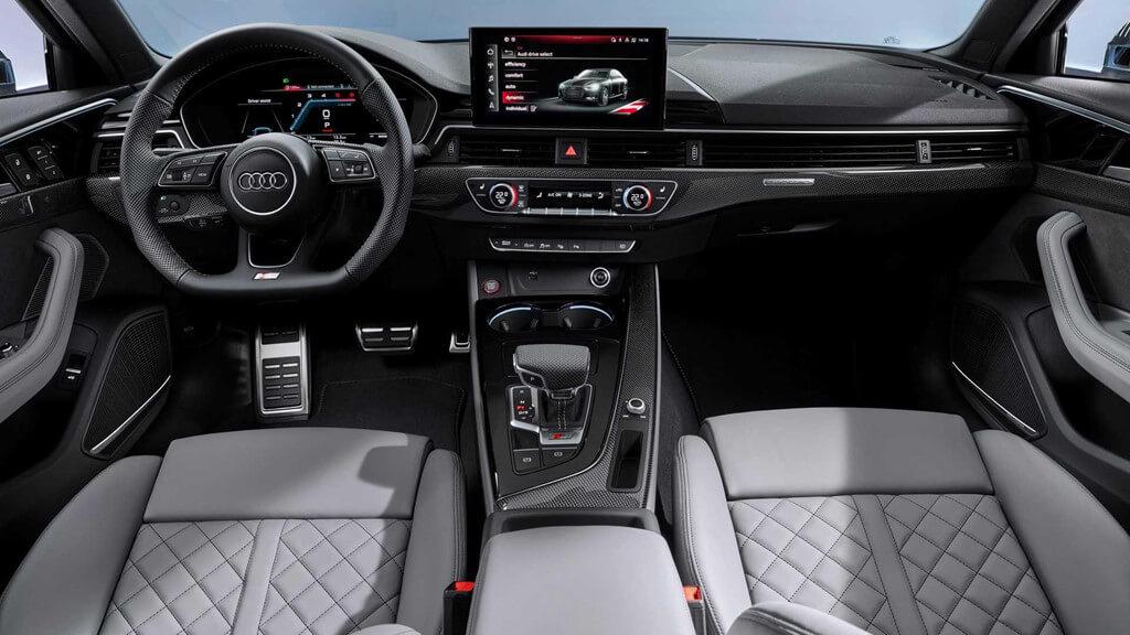 Nội thất Audi A4